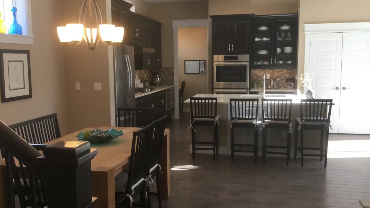 The speer model by thrive home builders at stapleton in for Thrive homes denver