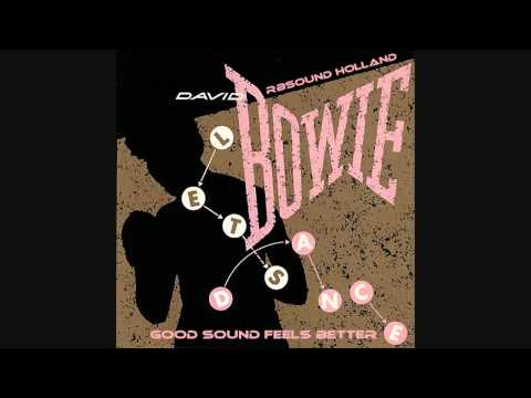 David Bowie - Let's Dance (12 inch remix) 1983 HQsound