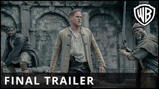King Arthur: Legend of the Sword - Final Trailer - Warner Bros. UK