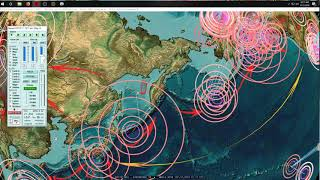 9/13/2019 -- Global Earthquake Activity rises -- West Coast USA California SWARMING
