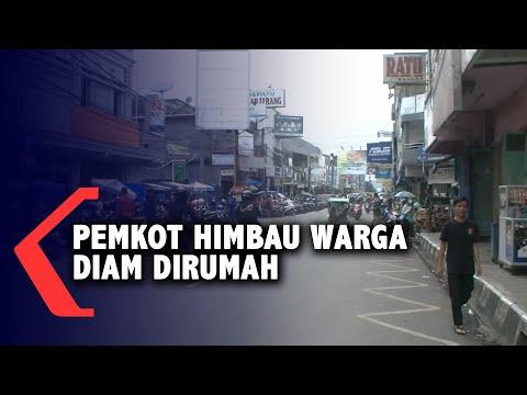 Pemkot Sukabumi Himbau Warga Diam Dirumah