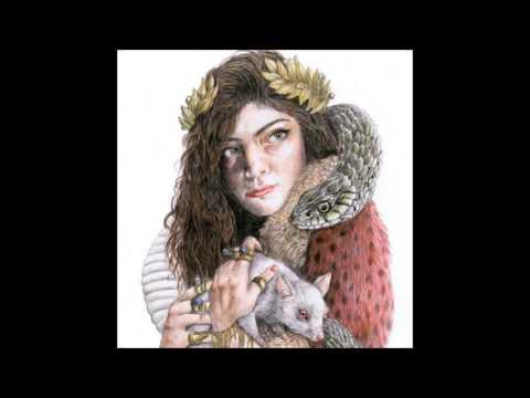 Lirik Lagu Lorde - Million Dollar Bills