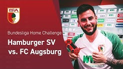 19/20 // RE-LIVE Bundesliga Home Challenge // HSV vs. FCA
