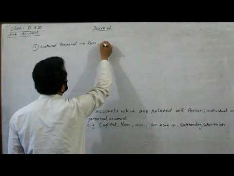 Class-9 & 11||Subject:Account||Chapter:Journal Entries||BY Mr. Surya Oli