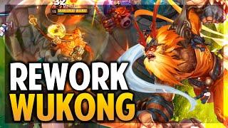 ¡REWORK WUKONG! AHORA ES BUEN JUNGLA! | League of Legends