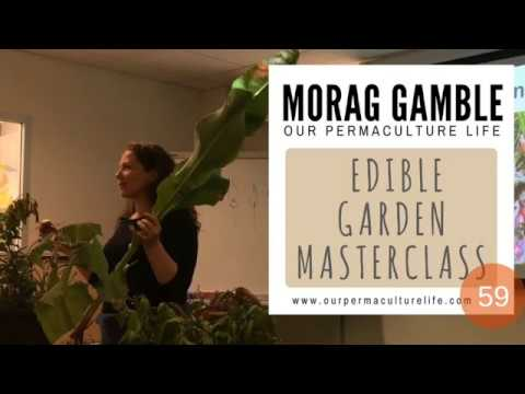 Edible Landscape Masterclass with Morag Gamble of Our Permaculture Life