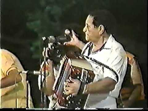 Luis Enrique Martinez (La Tijera) Festival Vallenato Rey de Reyes 1987