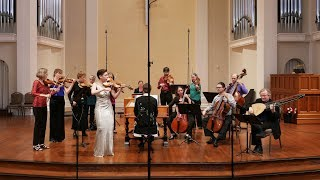 "Vivaldi: Concerto in D Major RV 212 ""St. Antonio,"" Alana Youssefian & Voices of Music 4K UHD"