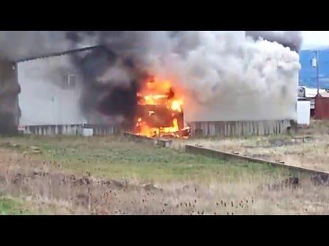 Water Oz Fire #4