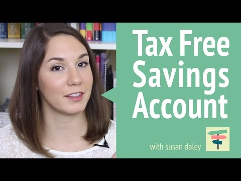 Tax Free Savings Account | Your Money, Your Choices With Susan Daley