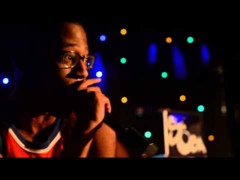 Oddisee - Another's Grind (Last.fm Live)