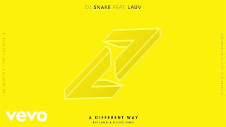 DJ Snake Lauv A Different Way Bro Safari & ETC ETC Remix