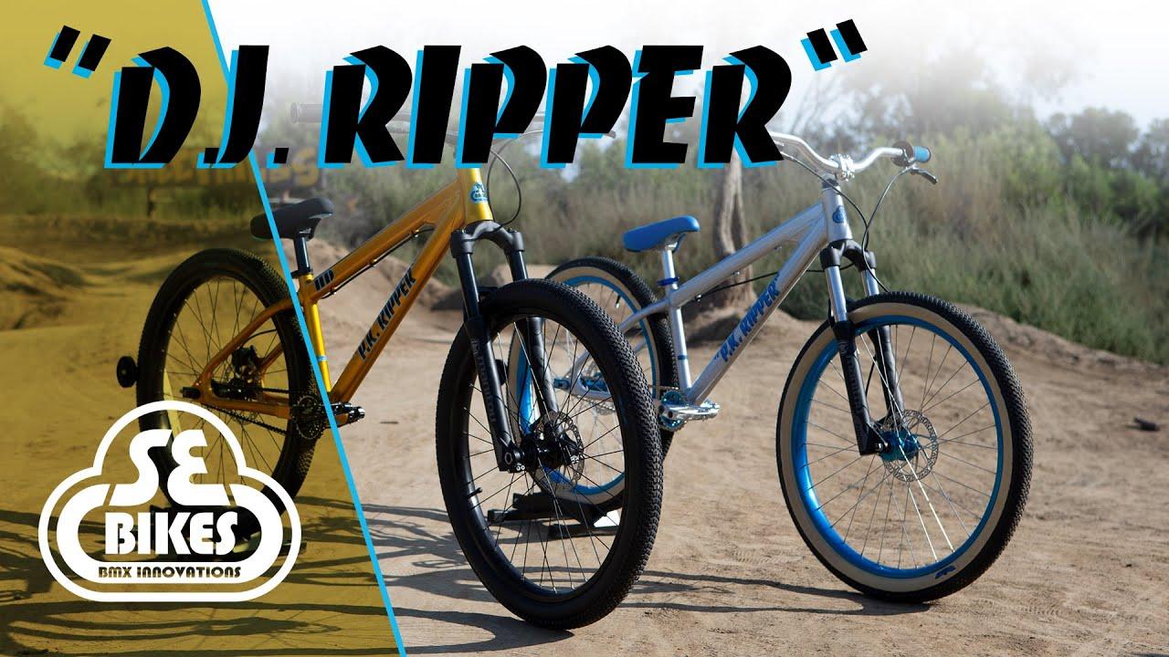 SE Bikes DJ Ripper and DJ Ripper HD