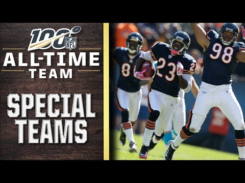 100 All-Time Team: Special Teams   NFL 100