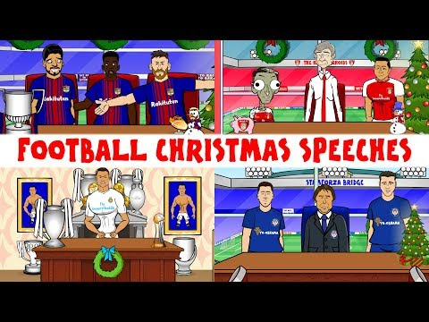 442oons End of Year 2017 Special! Featuring Ronaldo, Messi, Suarez and more!