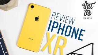Đánh giá chi tiết iPhone XR sau 2 tuần sử dụng