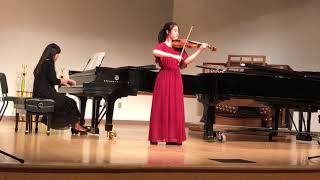 Baixar Mendelssohn Violin Concerto, 3rd Movement - Rachel Kim