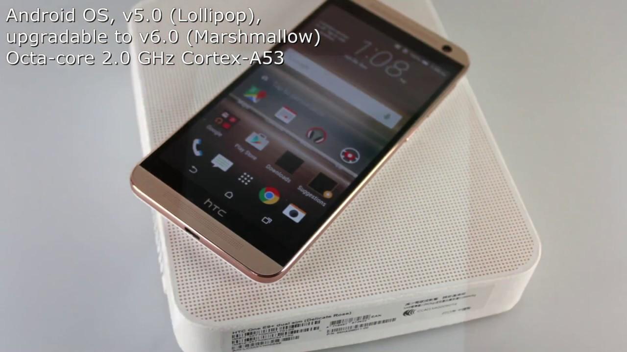 HTC One E9 Plus dual sim 5.5