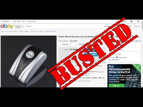 EEVblog #848 - Home Energy Savers BUSTED!