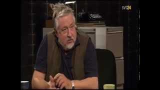 Leif G W Persson stödjer Mårten Palme