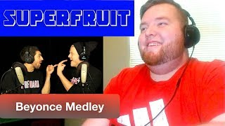 Superfruit - Beyonce - Jerod M Reaction