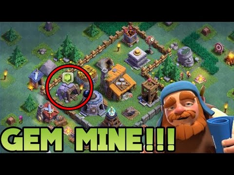 Thumbnail: Clash of Clans | Gem Mine 100% Confirmed!!! FREE GEMS DAILY! New CoC Update Building Gem Collector!