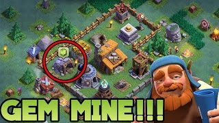 Clash of Clans | Gem Mine 100% Confirmed!!! FREE GEMS DAILY! New CoC Update Building Gem Collector!