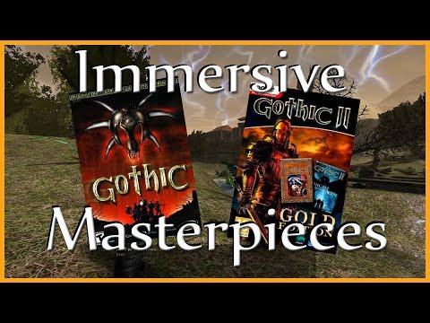 Gothic 1+2: Masterpieces Of Immersive Design