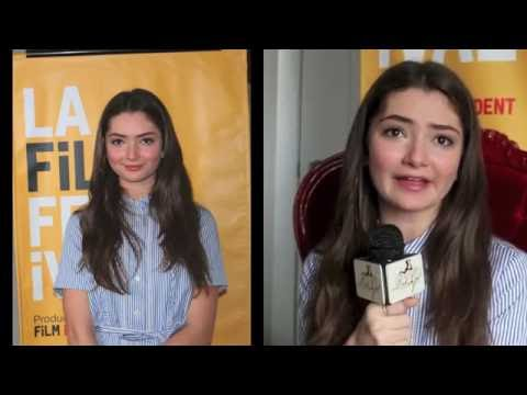 Transparent Actress Emily Robinson's  Premieres her Short Virgin Territory