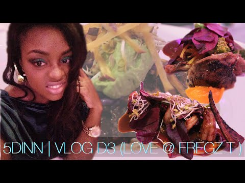5 Days in Nigeria | Vlog 3 Love at Fregz Table (14/02/2016)