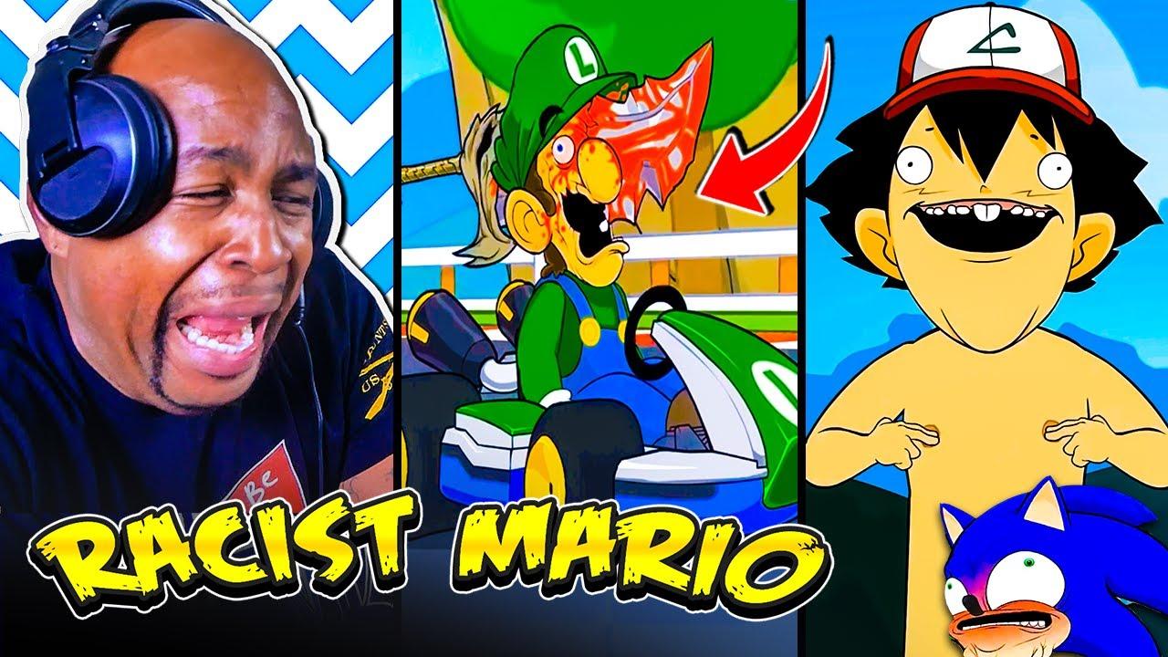 Download Racist Mario REACTION