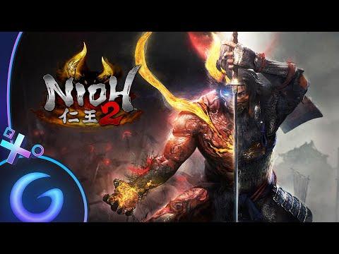 NIOH 2 - Gameplay FR