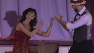Dancing with the Stars Austin 2016 -  Susan Lubin and Jake Greene