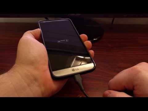 LG G5 Download Mode