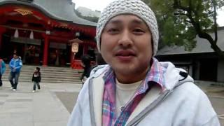 この街サンデー 神戸4 生田神社