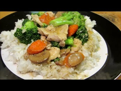 Chicken and broccoli healthy chinese chicken and broccoli no oil chicken and broccoli healthy chinese chicken and broccoli no oil youtube forumfinder