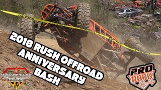 2018 RUSH OFFROAD ANNIVERSARY BASH ROCK BOUNCER PRO ROCK RACE