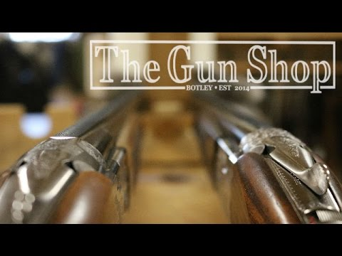 Difference Between A Field And A Sporter With The Gun Shop