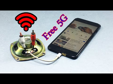Easy Technology - Free WiFi Internet Anywhere - New Idea