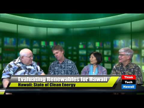 Evaluating Renewables for Hawaii with Joel Swisher