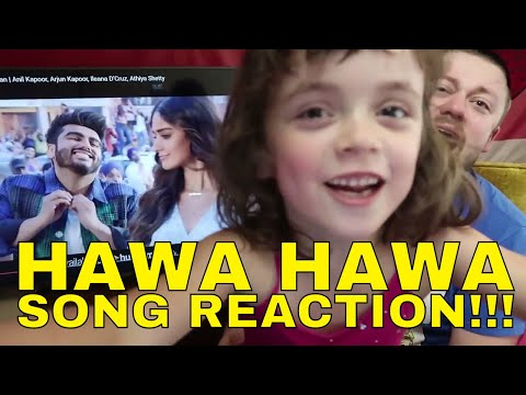HAWA HAWA SONG Reaction!!!