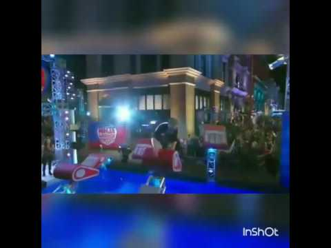 Stephen Amell completed American Ninja Warrior -Full video - no more fake