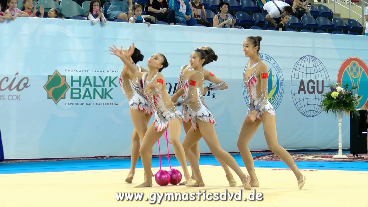 Asian Championships Astana 2017 - Impressions of Qualifications