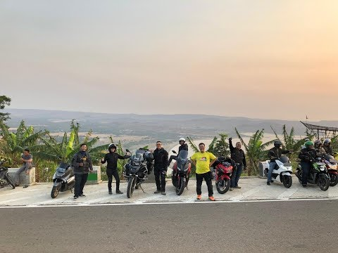 Adira Finance Feat Adira Insurance RIDING To GEOPARK CILETUH 525KM