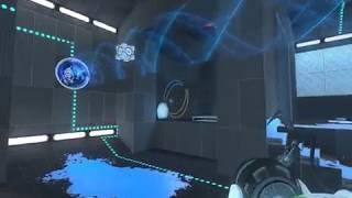 """Cobalt and Azure"", by Grays - Portal 2 PeTI"