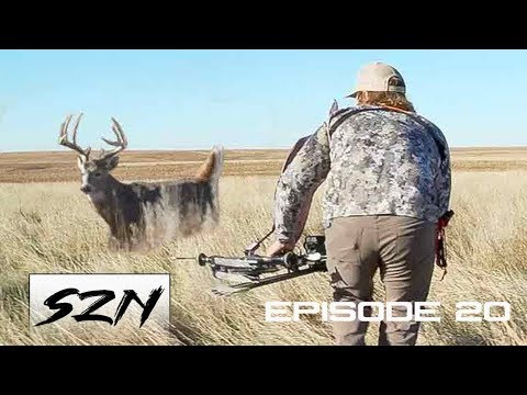 HUNTING PUBLIC In KANSAS | Encounter With HUGE BUCK | Ground Game