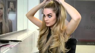 Easilocks hair extensions - Superstar 3/4 Wig