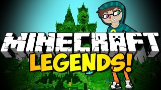 WE ARE LEGENDS! Minecraft: Mega Walls Comeback! (HD)