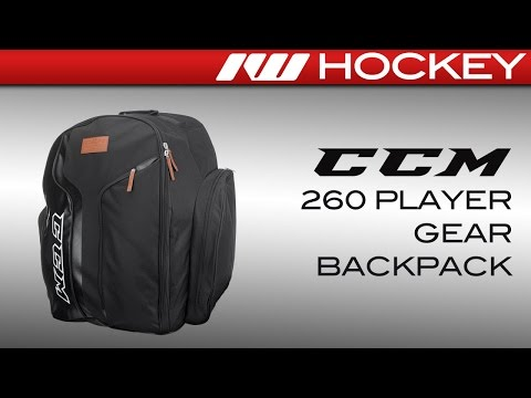 CCM 260 Player Backpack Review