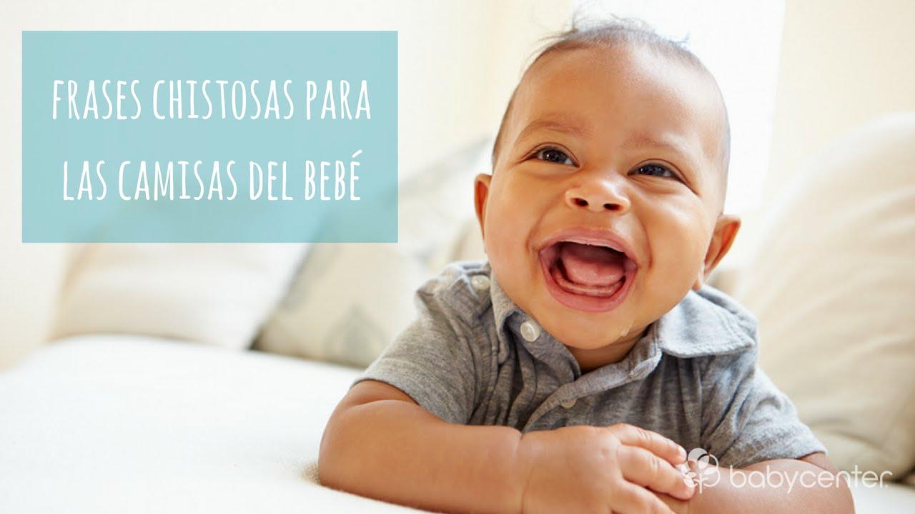 9 Frases Chistosas Para Las Camisetas Del Bebé Youtube